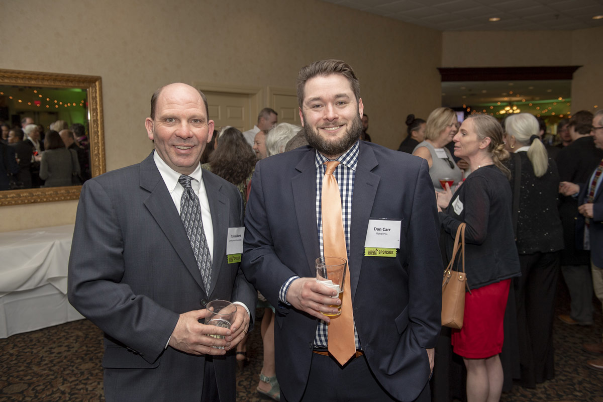 Travis Ward, Development Associates; and Daniel Carr, Royal, P.C.