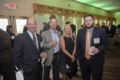 Travis Ward and Ken Vincunas, Development Associates; Michele Sullivan; and Daniel Carr, Royal, P.C.
