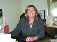 Allison Ebner says high-level candidates are tough to find, even when hiring is slow.