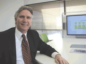 Joe Gaffney, vice president of Sales for BKM Total Office