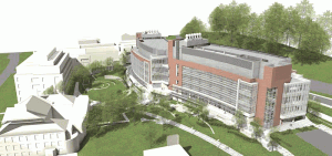 New Laboratory Science Building