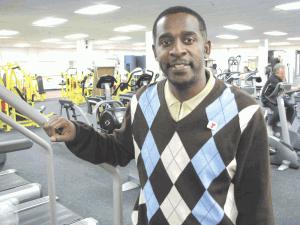 YMCA's Kirk Smith