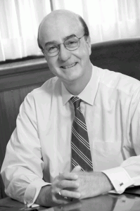 Tom Burton,  President and CEO of Hampden Bank