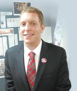 Holyoke Mayor-elect Alex Morse