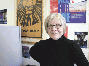 Deb Axtell, owner of Tickets for Groups