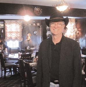 Andy Calvanese has had a successful year at Storrowton Tavern