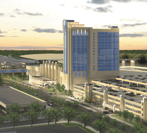 Penn National's proposed Hollywood Casino Springfield