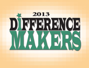 Difference Makers 2013 logo