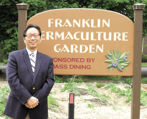 Ken Toong, executive director of Auxiliary Enterprises