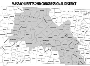 2nd Congressional District Map