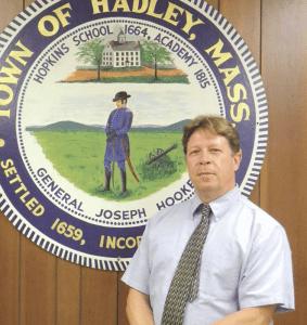 Town Administrator David Nixon