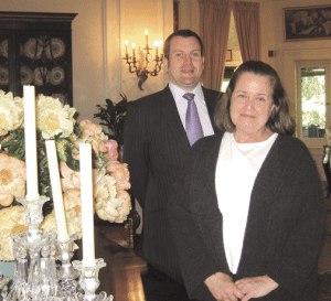 Ann Fitzpatrick Brown and Simon Dewar