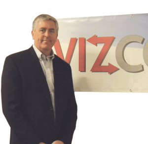 Ed Carroll, co-founder of VizConnect