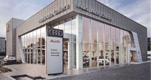 Audi dealership