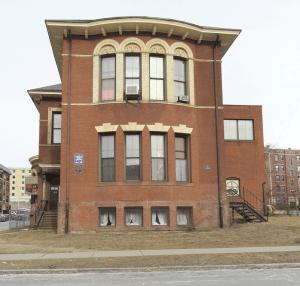The former School Street School