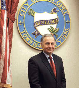 Mayor Richard Kos
