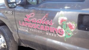 Ladies Landscaping