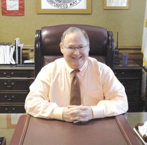 Mayor Richard Cohen