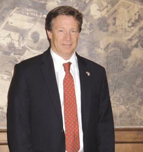 Mayor Edward Sullivan