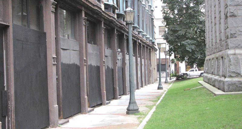 Elm Street and State Street