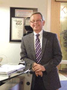 President Michael Long