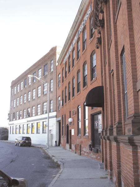 The Monkey Wrench Building