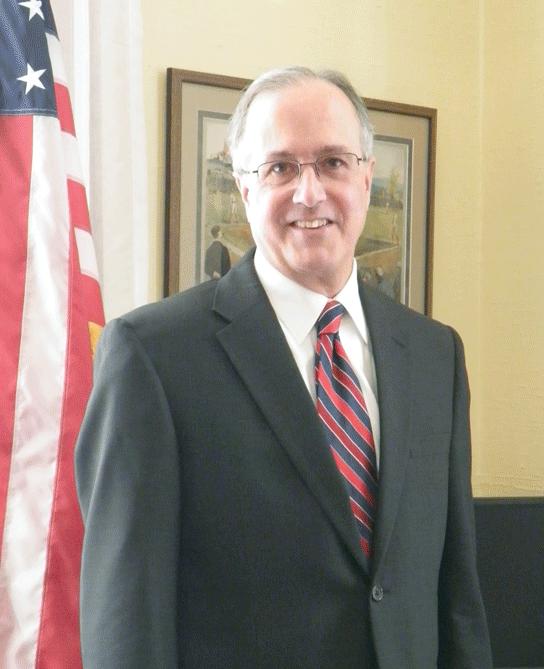 Mayor Dan Bianchi