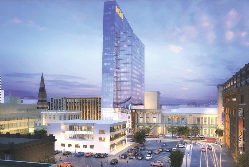 proposed $800 million casino