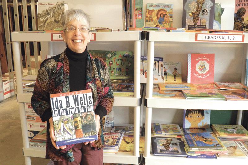 Susan Jaye-Kaplan says the Business Book Link Project