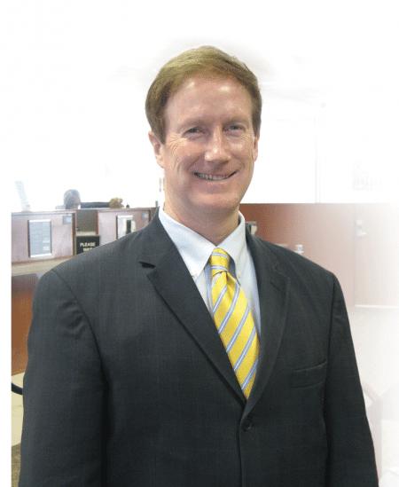Westfield Bank President and CEO James Hagan