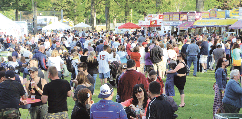 The 'new' Kielbasa Festival, or K-Fest