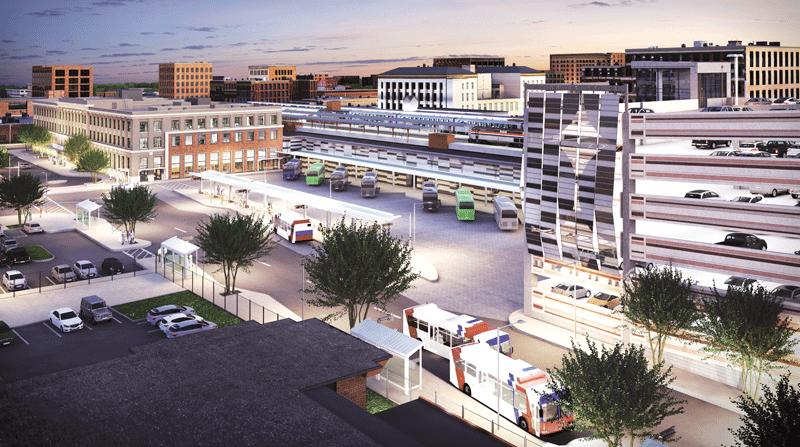 The $76 million Union Station project