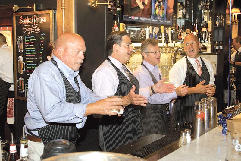 Celebrity Bartenders 4
