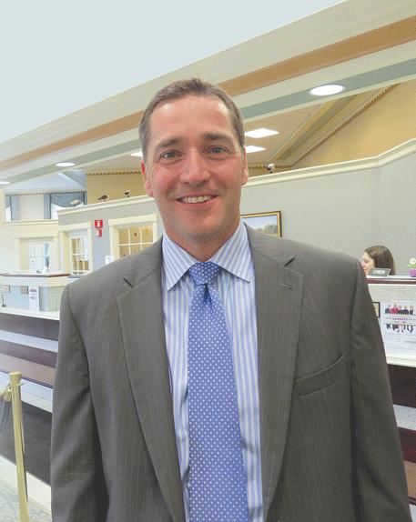 ESB President and CEO Matt Sosik