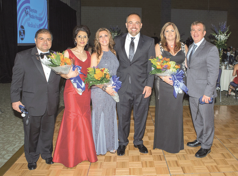 700 guests attended the black-tie event