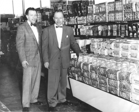 Founders Gerry, left, and Paul D'Amour