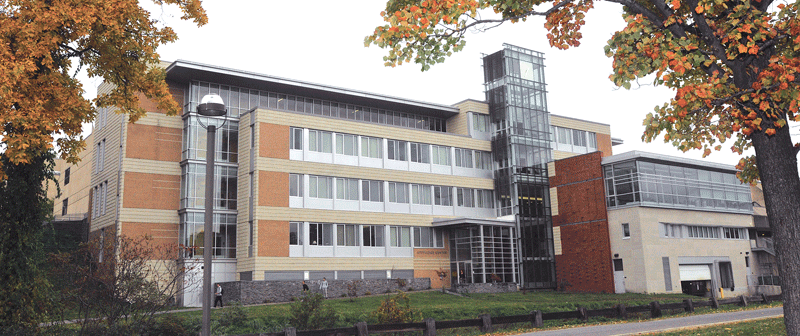 HCC's Kittredge Center