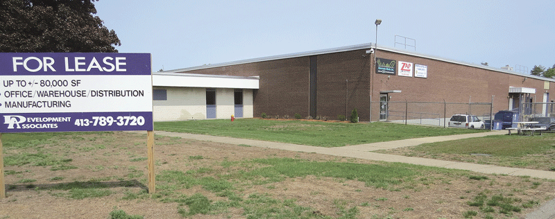 the former Dow Jones warehouse