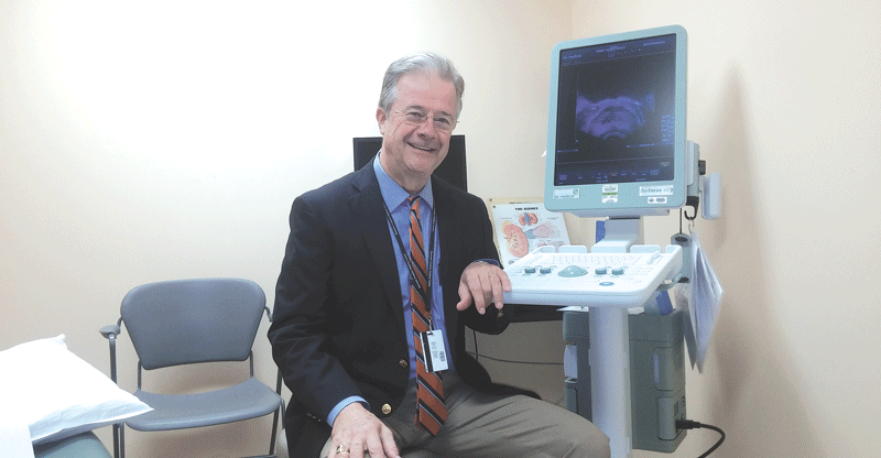 Dr. Richard Alexander says screening for prostate cancer has become controversial