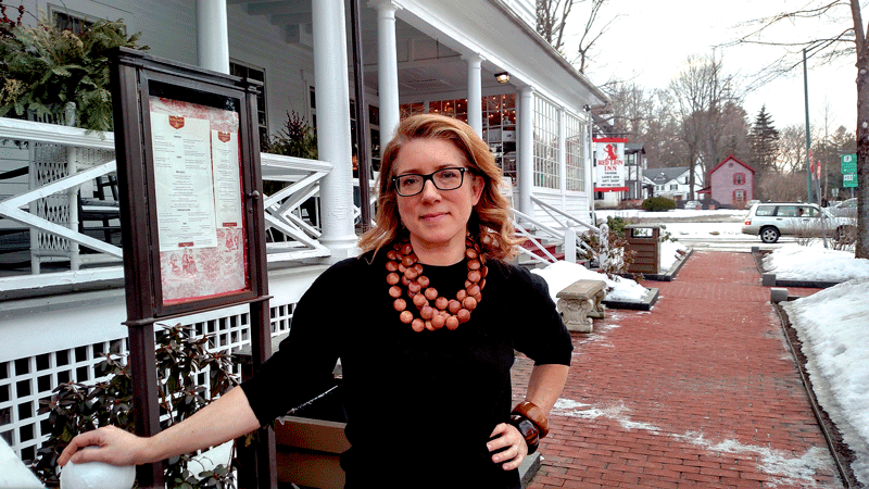 Main Street Hospitality Group CEO Sarah Eustis