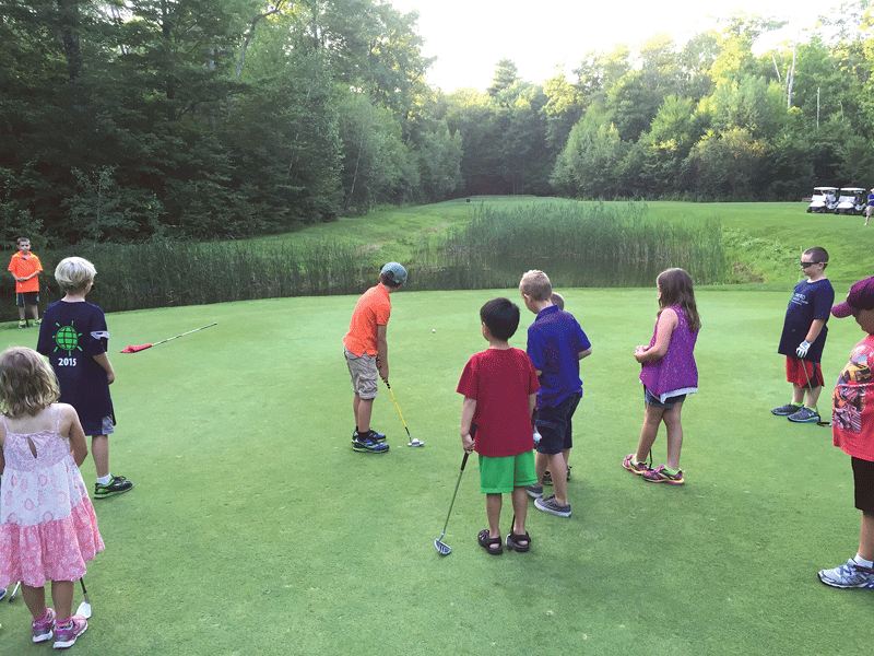 the PGA Junior League Golf program has helped swell the ranks