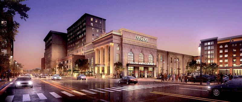 MGM will be an important piece of Springfield's resurgence