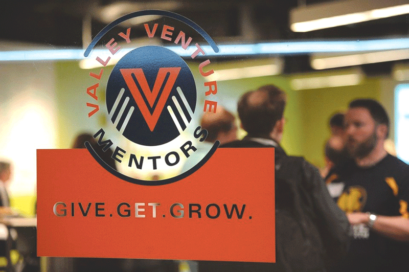 VVM's overarching goal is to catalyze the entrepreneurial renaissance in the Pioneer Valley.