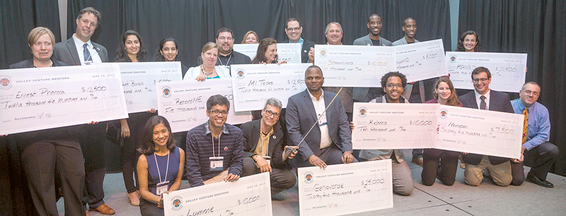 Valley Venture Mentors' Accelerator Awards
