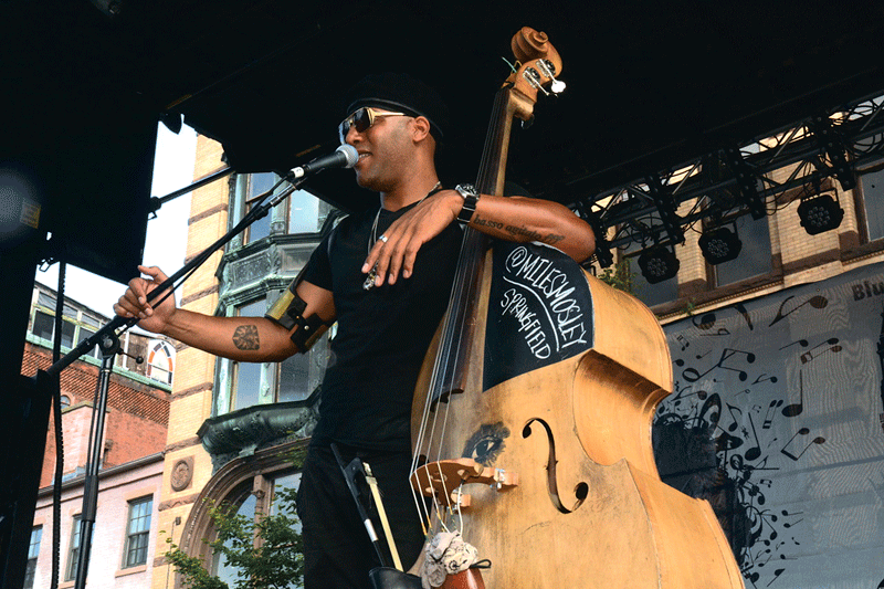 The fourth annual Springfield Jazz & Roots Festival