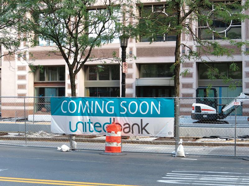 unitedbankcomingsoonsign