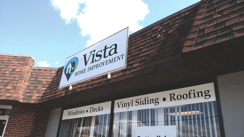 Vista's headquarters on Riverdale Street is its third home in a decade, and the company is already threatening to outgrow the space.