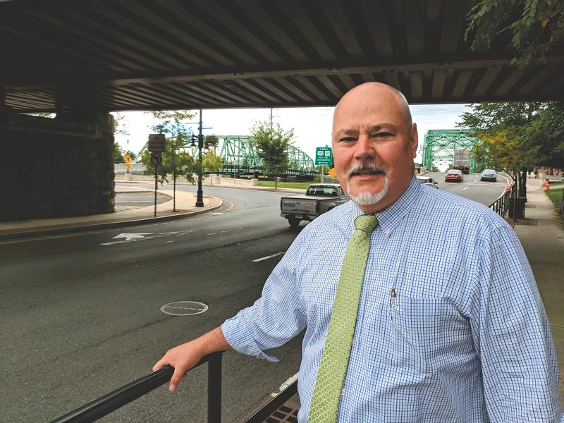 Mayor Brian Sullivan