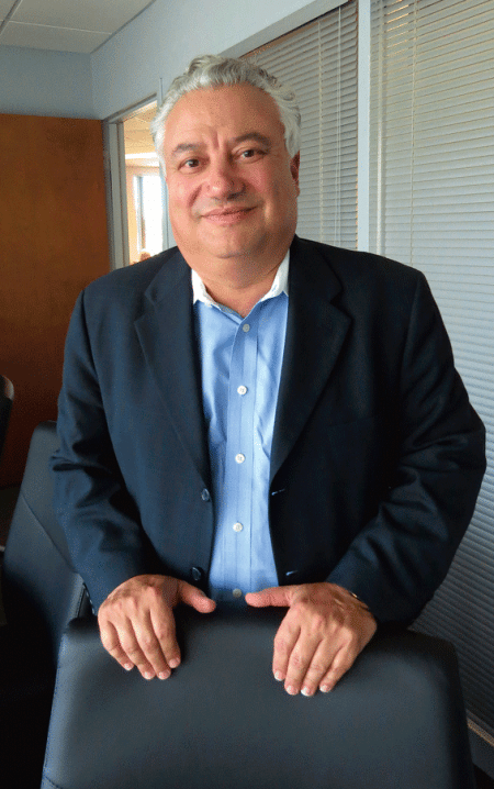 Drew Andrews, managing partner and CEO