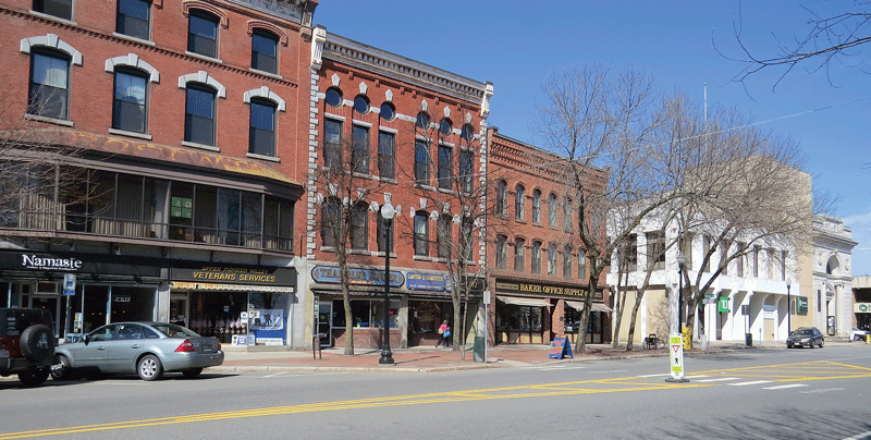 Downtown Greenfield may look the same as it did decades ago, in many respects, but it has evolved considerably and morphed into a true neighborhood.